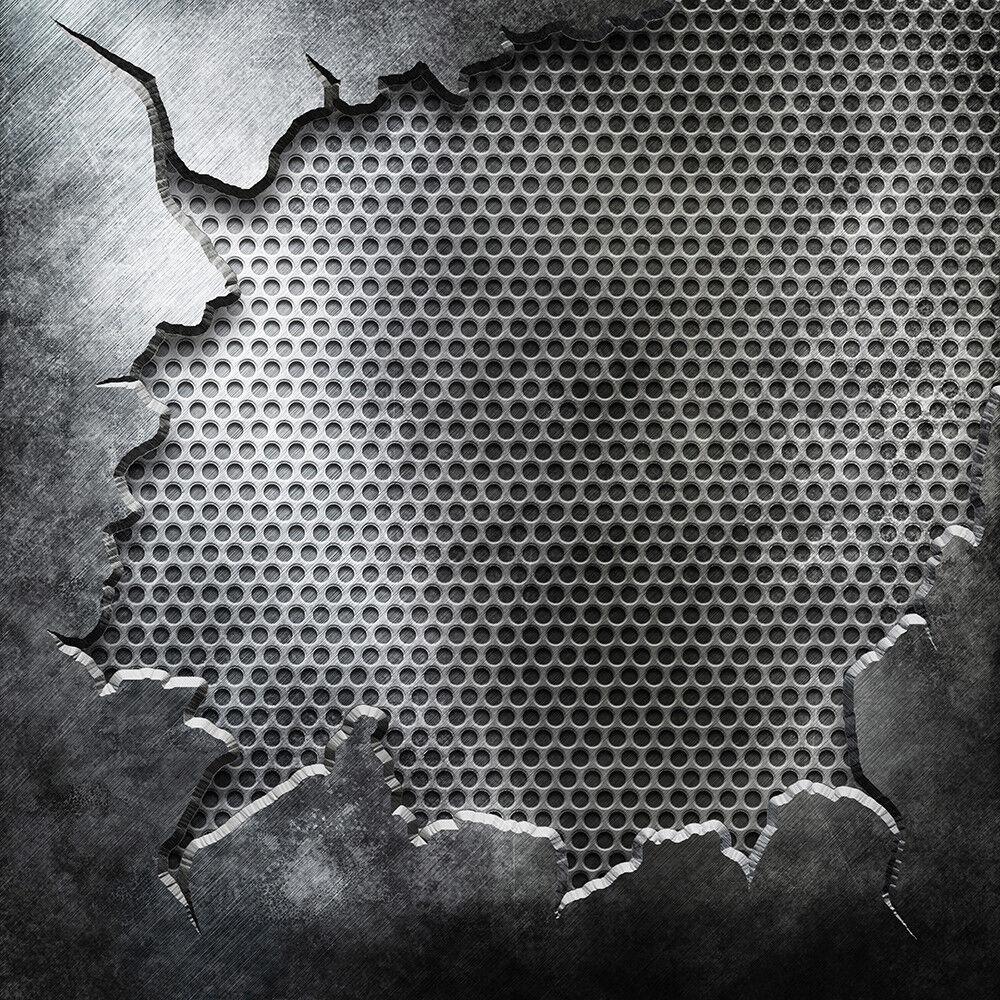 3D grau Split Holes 86 Wall Paper Murals Wall Wall Wall Print Wall Wallpaper Mural AU Kyra 35763a