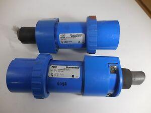 Russellstoll Plug 3760PDG/0875 (Set Of 2)