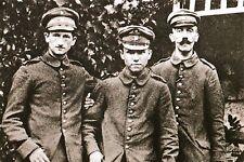 WW1 - Le Caporal Adolf H.. sur le front français en 1917