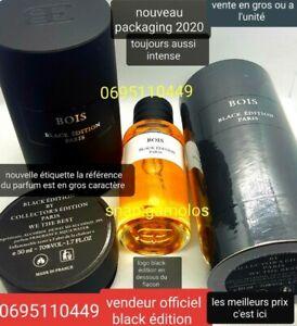 EAU-DE-PARFUM-NEUF-COLLECTION-PRIVEE-N-1-BOIS-SENTEUR-D-039-ARGENT-BLACK-EDITION-N1
