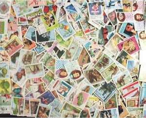 Laos-Stamp-Collection-500-Different-Stamps