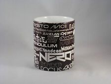 EDM Music House Dubstep Techno DJ's Ceramic MUG