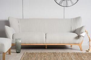 Fabulous Details About Willow Retro Scandinavian Design Modern Contemporary Sofa Set Light Grey 3 2 1 Inzonedesignstudio Interior Chair Design Inzonedesignstudiocom