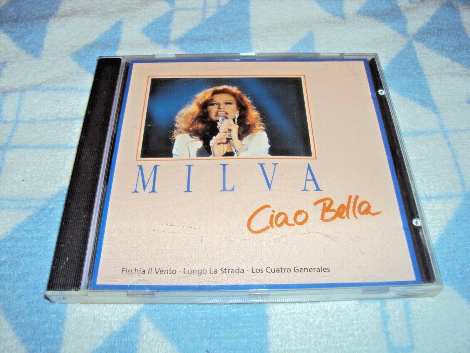 Milva Ciao Bella CD