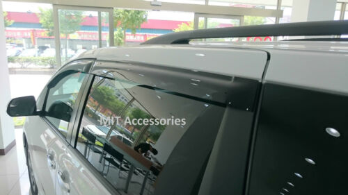 For Toyota SIENNA 2011-2020 window visor sun guard rain deflector vent shade-1