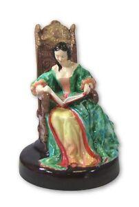 Royal-Doulton-Figura-Las-Ocio-Hora-Peggy-Davies-HN2055-Hecho-en-Inglaterra