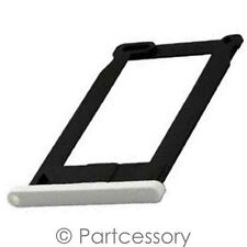 NEW WHITE Sim Card Tray Slot Holder Replacement For iPhone 3G 3GS  NX008