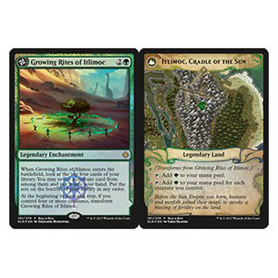 Rites de croissance d/'Itlimoc-Growing Rites of Itlimoc Ixalan    MTG Magic Fr NM