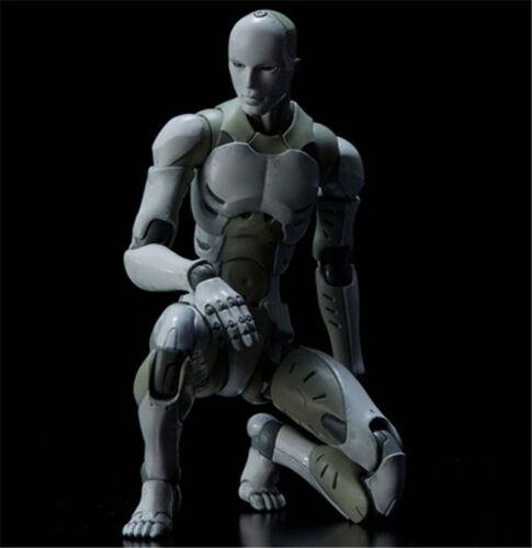 TOA Heavy Industries Synthetic Human He Body Action Figure Figurine 1//6 Scale IB