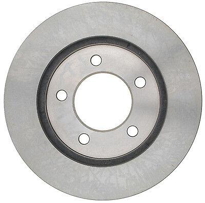 ACDelco 18A2561A Advantage Non-Coated Front Disc Brake Rotor