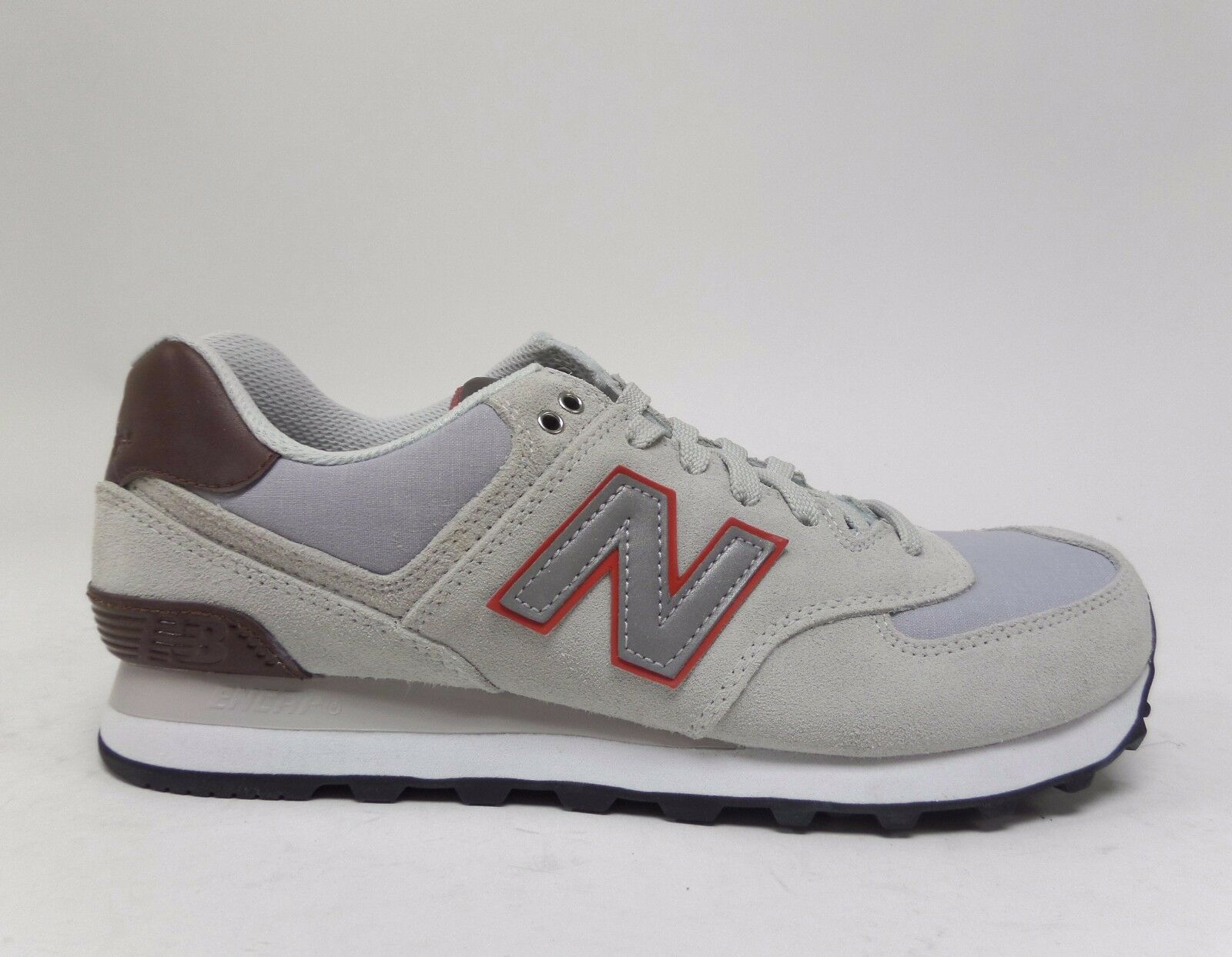 New Balance Men's CLASSIC 574 574 574 BEACH CRUISER Shoes Grey ML574BCA a 16ac95