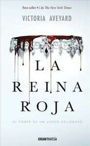 La-reina-roja-Red-Queen-Paperback-by-Aveyard-Victoria-Like-New-Used-Free