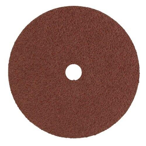 """100-7/"""" Pro Resin Fiber Sanding Grinding Disc A//O 36G"""