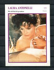 Starkarte Laura Antonelli - Wie tief bin ich gesunken  1974   (ST5)