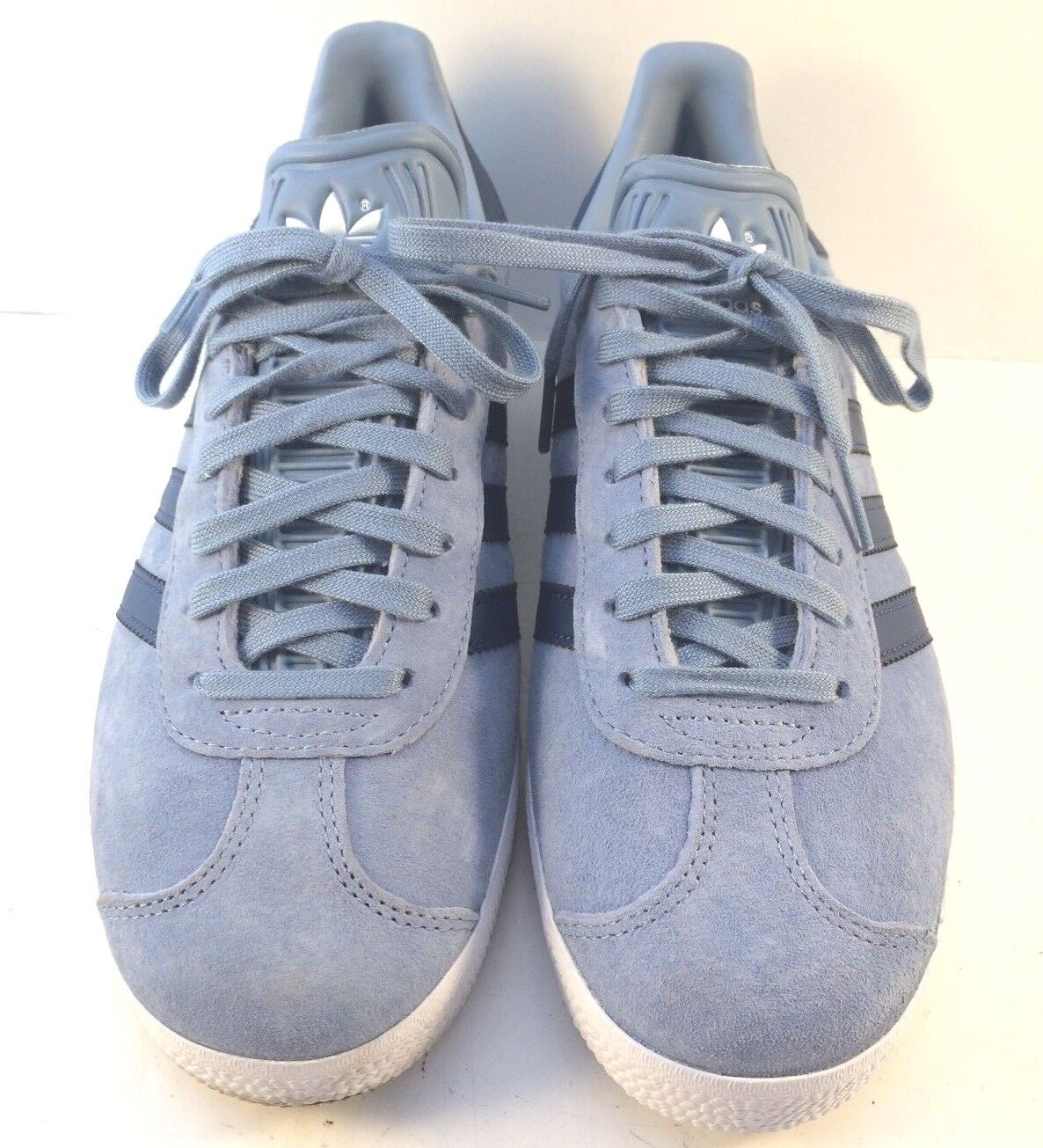 Adidas bluee Suede Gazelle Originals Casual shoes Trainers Womens Size US 5M