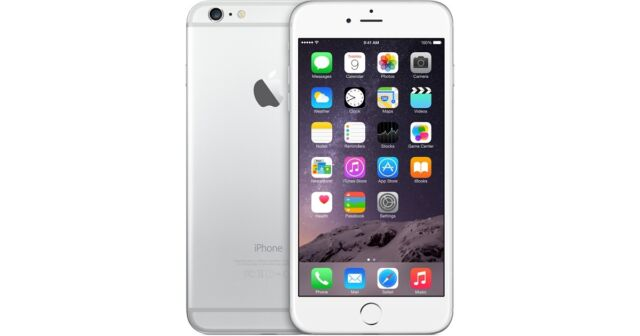 APPLE IPHONE 6 64GB SILVER GRADO A/B + ACCESSORI- SMARTPHONE RICONDIZIONATO