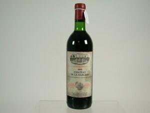 Wein-Rotwein-Red-Wine-1964-Geburtstag-Birthday-Chateau-De-La-Sabliere-417-20