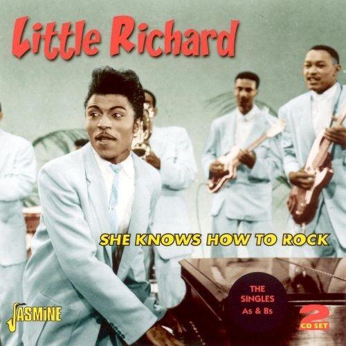 Little Richard - Singles A's & B's [New CD] UK - Import
