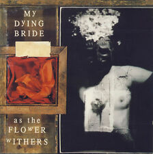 My Dying Bride - As The Flower Withers, 1992 (UK), CD