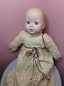 CBS-14-034-Tiny-Tears-Baby-Porcelain-Doll-vintage-COLLECTABLE-Toy-Game