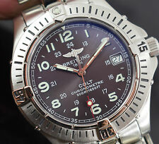BREITLING COLT  A74350 GENERIC BOX/WARRANTY PERFECT CONDITION