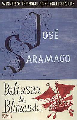 1 of 1 - Baltasar & Blimunda (Panther), Saramago, Jose, Used; Good Book