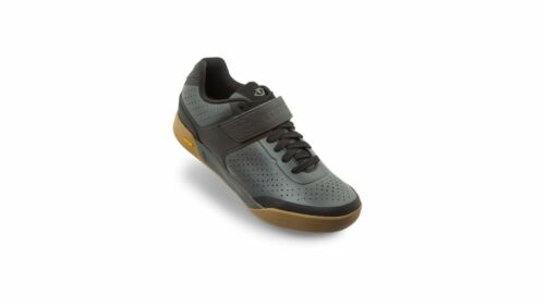 Giro Chamber II Dirt MTB Fahrrad Schuhe grau//schwarz 2020