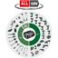 thumbnail 2 - Bosch Cordless Leaf Blower ALB 18 LI (2.5ah Battery, Max Speed 210 Km/h, 18V)