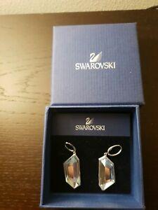 Swarovski Ohrringe Silber Blue light Original earrings - Gronau, Deutschland - Swarovski Ohrringe Silber Blue light Original earrings - Gronau, Deutschland