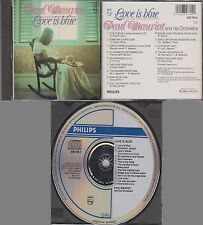 PAUL MAURIAT & HIS ORCHESTRA Love Is Blue 1987 Philips WEST GERMANY CD