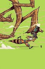 Rocket Raccoon and Groot Vol. 2 by Marvel Comics Staff (2016, Paperback)