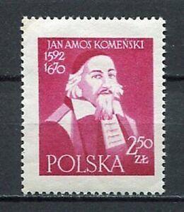 35645-Poland-1957-MNH-Komensky-Comelius-1v-Scott-794