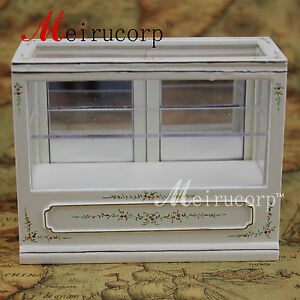 Dollhouse-1-12th-Scale-Miniature-furniture-Hand-painted-Store-Store-counter-3