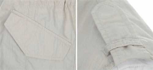 Gray Size M /& L TBJ Mens Casual Pocket Detailed High Neck Zip Up Vest Jacket L