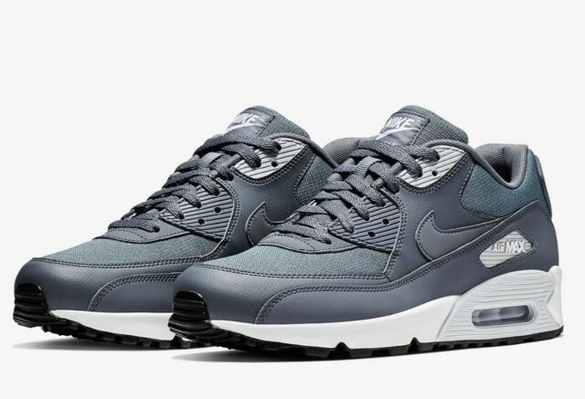 Nike Air Max 90 Light Navy 100% Authentic Shoes New Men's Trainers