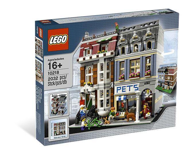 LEGO® Exclusive Creator 10218 Zoohandlung NEU OVP_ Pet Shop NEW MISB NRFB