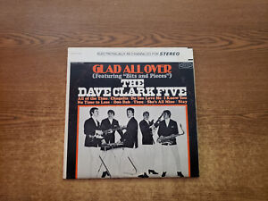 1964 VERY GOOD The Dave Clark Five – Glad All Over 26093 LP33