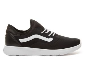 d105b58074 Vans Mesh Iso Route Shoes (Black True White)   Official UK Stockist ...