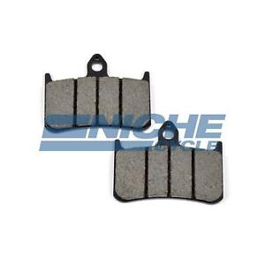 Front Sintered Brake Pads