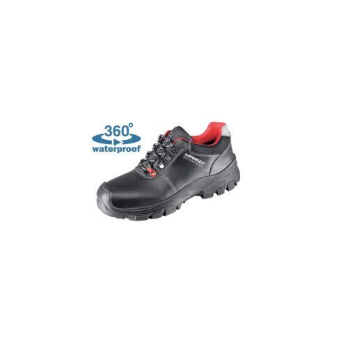 Lupriflex Classic Bau Waterproof Sicherheitshalbschuh,S3,Schuhweite 12,Gr.47