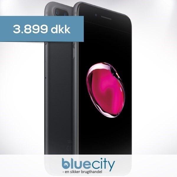 iPhone 7 Plus, GB 32, sort