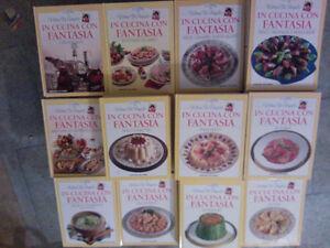 I Libri di Wilma De Angelis-In Cucina Con Fantasia-De Agostini ...