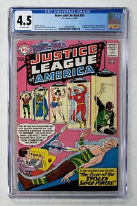BRAVE-AND-THE-BOLD-30-CGC-4-5-3rd-APPEARANCE-JUSTICE-LEAGUE-AMERICA-1st-AMAZO