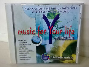 Music-For-Your-Life-Collection-Cd-Come-Nuovo