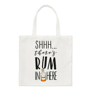 Shhh Fiesta Divertido Rum Bolsa There's Here De Cocktail Hombro Detalles En Regular zpGqUSMV
