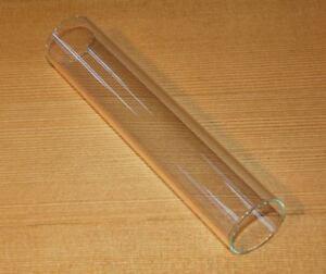 GLASZYLINDER-GLASKOLBEN-KOSMOS-GLASZYLINDER-8-fuer-Petroleumbrenner-Hoehe-170-mm