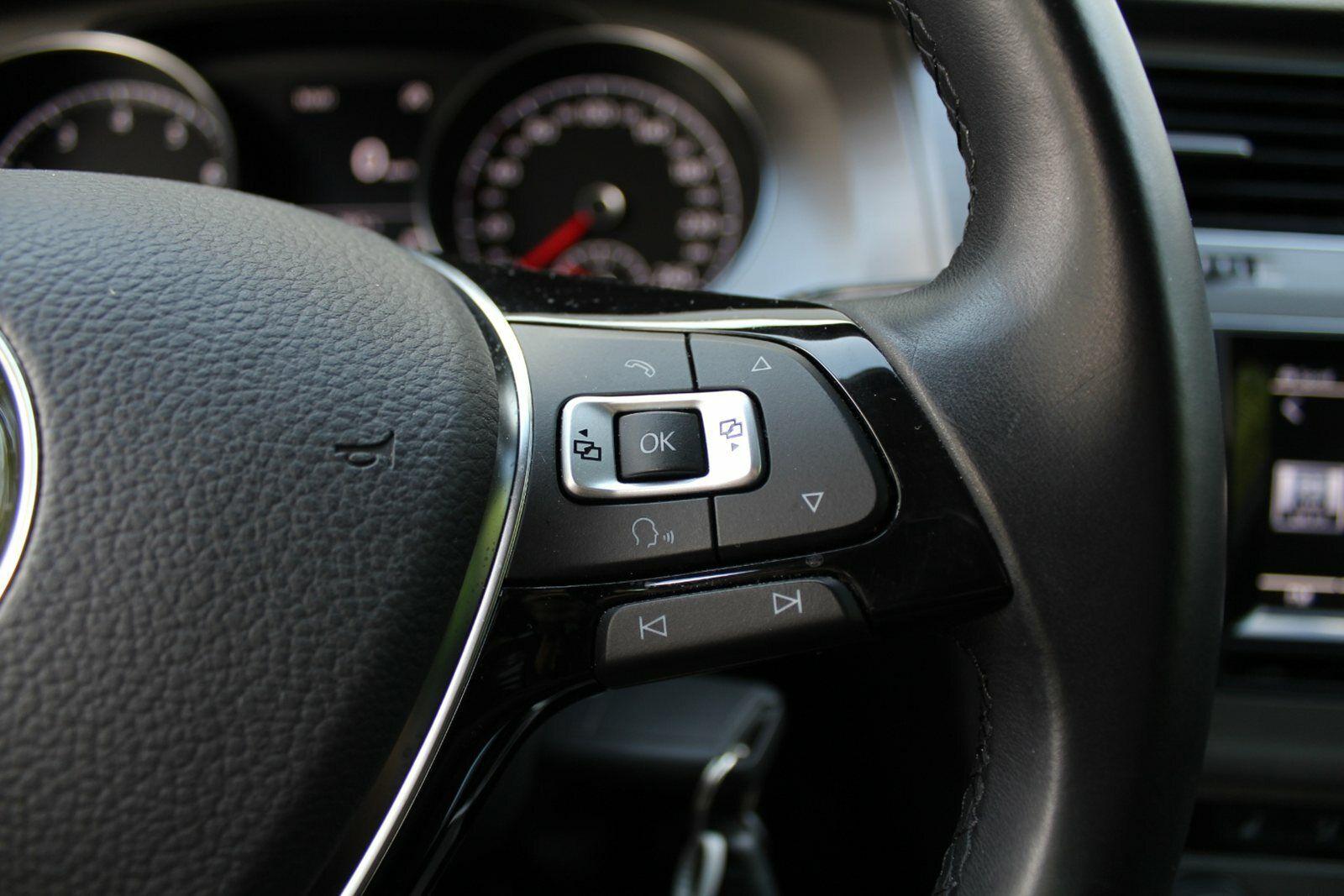 VW Golf VII 1,4 TSi 140 R-line BMT - billede 11