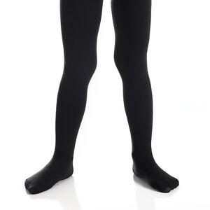 f58d930121 Top Fit Girl's Microfiber Opaque, School Uniform, Dance, Dress ...