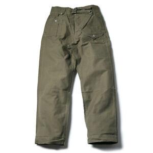 NON-STOCK-Classic-British-Army-Trousers-WW2-1943-Pattern-Vintage-Gurkha-Pants