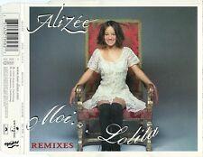Alizée Maxi CD Moi… Lolita (Remixes) - France (M/M)